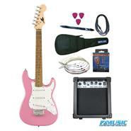 GENERICA Pack FULL Stratocaster Mediana Junior Niño + Amp