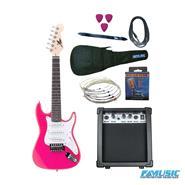 GENERICA Pack FULL Stratocaster Kid Niño + Amp + Acc
