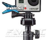 GOPRO® ABQRM-001 MIC STAND ADAPTER
