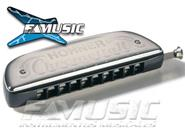 HOHNER M25301 Chrometta-10 40 Voces