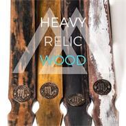 LAMANTA HRW Heavy Relic Wood 6 cmts 100% Cuero