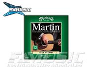 MARTIN & CO M-180 Extra Light 10/47 12 Cuerdas