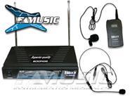 MIRRS IV-2002 HL 2 Headset+2 Lavalier (Vincha-Corbatero)
