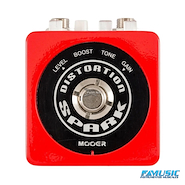 MOOER SPARK DISTORT distorsion /Booster