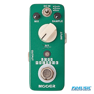 MOOER LOFI MACHINE Sampling rate