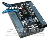 MOON MDJ206 DJ Mixer 2 Canales