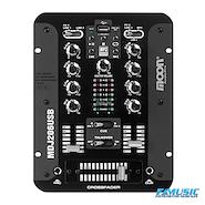 MOON MDJ206USB DJ Mixer 2 Canales con USB