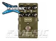 MXR M-81 Bass Preamp