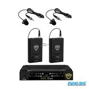 NADY WLT Encore Duet VHF 2u - Corbatero - OUTLET -% OFF