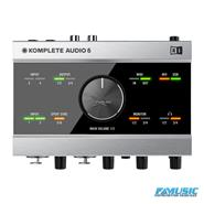 NATIVE INSTRUMENTS (NI) Komplete Audio 6 Premiun 6 Canales