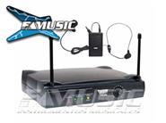 NOVIK VNK200 VHF Headset/ Corbatero/Lavallier