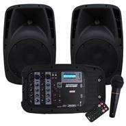 NOVIK EVO-410/USB Handy 4 Ch + 1 MIc