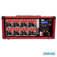 NOVIK NVK-8500BT  C/USB-BLUETOOTH/CR 8 Ch