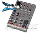 PHONIC AM-55 1 Mic/Linea + 2 St
