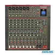 PHONIC CELEUS600 12 Ch Fx BT EQ USB