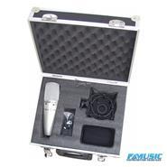 PRODIPE STC-3D Microfono Studio-Estuche y Shock Mount