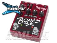 RADIAL ENGINEERING London Distortion Bones Series