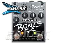 RADIAL ENGINEERING Texas Overdrive Bones Series 2 Canales