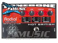 RADIAL ENGINEERING Tonebone Hot Brtish Valve 12AX