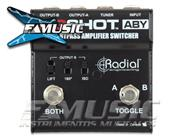 RADIAL ENGINEERING BIGSHOT AB-Y True Bypass Switcher