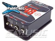 RADIAL ENGINEERING J48 Active Direct Box 48v Phantom