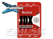 RADIAL ENGINEERING JDX Active Direct Box  Guitar Bass
