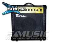 ROSS G-15R  con  Reverb 15 watts