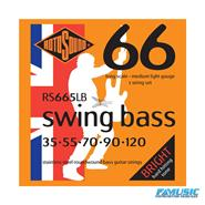 ROTOSOUND RS665LB 35/120 Swing Bass 5 Cuerdas