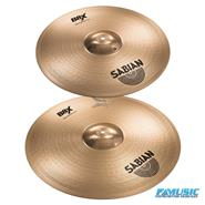 SABIAN B8X THIN CRASH BUNDLE 16