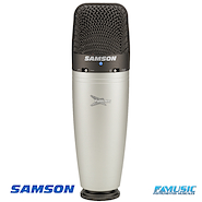 SAMSON CO3 Condensador . Ominidireccional - Voces