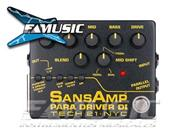 SANSAMP BSDR-V2 Bass Driver