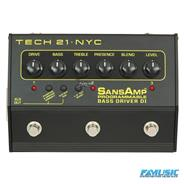 SANSAMP PBDR Bass Driver Programable