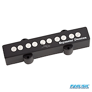 SEYMOUR DUNCAN SJB-5B QuarterPound Bridge Jazz Bass 5 Cuerdas