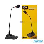 SKP PRO-6K Microfono de Mesa - Cuello de ganso