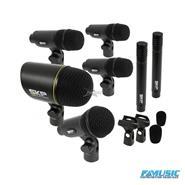 SKP DMS-7 Set de 7 Microfonos     25%OFF