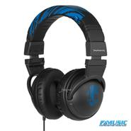 SKULLCANDY HESH  (BLACK-BLUE) S6HEDZ-116 Over Ear