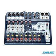 SOUNDCRAFT Notepad-12FX Analoga con USB