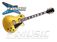 SX EH3 Les Paul Custom Acc. Dorados  25%OFF