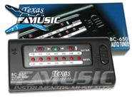 TEXAS BC-650 Digital con Leds