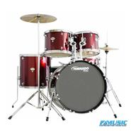 TORNADO BY MAPEX TND5254CDR 5 C.Completa Redo Madera