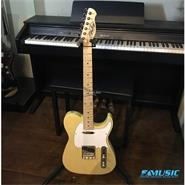 VALOY GUITARS T-Series Wash Blond TELE Con Funda Deluxe
