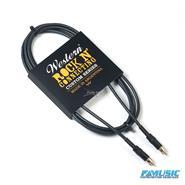 WESTERN RCA30 Rca/Rca cable silencioso 3 Mts