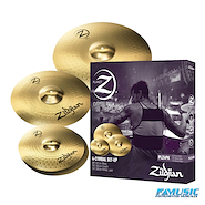 ZILDJIAN PLZ4PK Planet Z 4 Pack (14