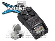 ZOOM H6 Next Handy Recorder 4 Can. USB SD 2GB