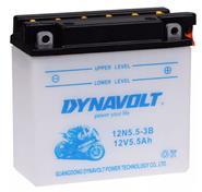 DYNAVOLT YBR125 BRASIL MIRAGE110