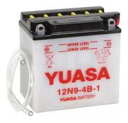 YUASA 12N9-4B-1 SECA S/ACIDO