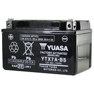 YUASA YTX7A-BS GEL ACTIVADA