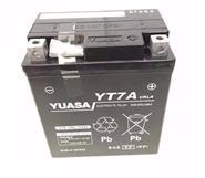 YUASA YT7A (YTX7L-BS) 12V 7Ah