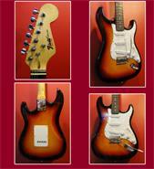 FIELD Stratocaster