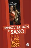 POLANUER Improvisación en saxo